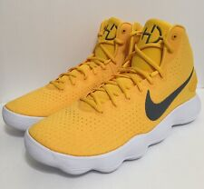 Nike Yellow Basketball Shoes for Men