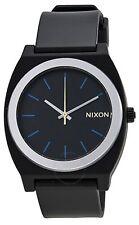 Nixon Time Teller P Black Dial Polyurethane Men's Watch A1191529 A119-1529 SD9