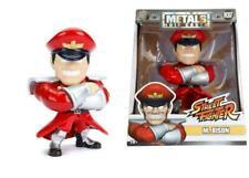 Jada Toys 98063 Metals Street Fighter 4 Classic Figure - M. Bison (M307) Toy