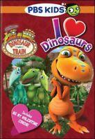 Dinosaur Train: I Love Dinosaurs [New DVD]