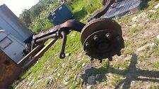Vorderachse - entnommen von 05 Iveco Eurocargo 180-e-24