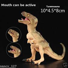Jurassic Dinosaur Model Tyrannosaurus Cub Indominus Rex Figurine Toy