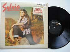 "SYLVIA ""DRIFTER"" LP IN SHRINK WRAP 1981 MINT- COUNTRY"