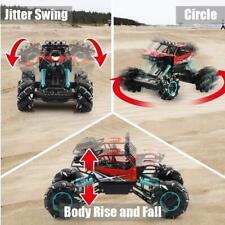RC Kids Stunt Car 360° Remote 2.4G 4WD Drift Climbing Circle Jitter swing Dance