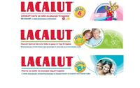 LACALUT KIDS Toothpaste Stops Bleeding Gums, Multi Protection BEST PRICE 50 ml