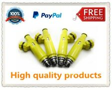 High Quality DENSO 195500-4450 Yellow Fuel Injector Tested fits Mazda MX-5 RX-8