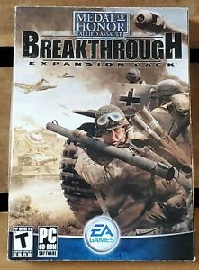 Medal of Honor: Allied Assault -- Breakthrough Expansion Pack Windows PC, 2003
