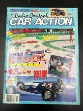 Radio Control Car Action RCCA February 1989 RC vintage