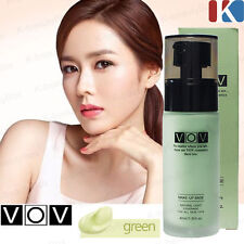 VOV Liquid Makeup Base 40ml #GREEN Foundation makeup base Korean Cosmetics