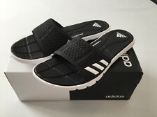 73116fe526bd1 adidas Adilette Adipure CF Slippers Sandals Size 9 Womens Soft Black Bb4558
