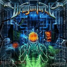 DRAGONFORCE - Maximum Overload - CD + DVD (+ bonus tracks!!!)