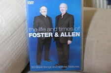 Foster & Allen - The Life and Times of Foster and Allen - ultra-rare DVD