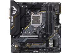 ASUS TUF GAMING B460M-PLUS (WI-FI) LGA 1200 Intel B460 SATA 6Gb/s Micro ATX Inte
