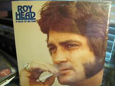 "ROY HEAD ""A Head Of His Time"" ABC 1976 SEALED e"