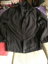 A Nice Mens Smart Warm Coat/Jacket By Cabano - Tag Size 46R Measures About a 3XL