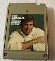 Burt Bacharach Burt Bacharach 8 Track