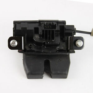 2011 - 2018 Ford Fiesta Trunk Latch Tailgate Lock Actuator BE8Z-5443150-A 2368