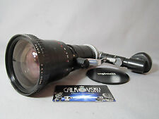 ANGENIEUX ZOOM 9.5-95MM LENS REFLEX VIEWER! C-MOUNT! ARRI ARRIFLEX MOVIE CAMERA