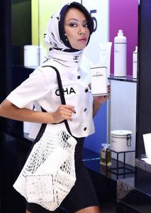Chanel No 5 Factory Net Bag Tote Accessory Summer 2021 New LTD