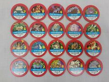 Pokemon Master Trainer Spares - 20 Red Chips