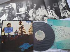 EAGLES Original 1976__1st PRESS__Hotel California LP__SHRINK!!   7E-1084__EX