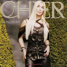 Cher: Living Proof [2002]   CD