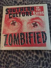 SOUTHERN CULTURE ON THE SKIDS-ZOMBIFIED-1st Edition Numbered! RARE CD