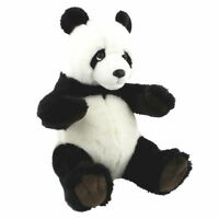Large Panda  Teddy Bear 12 in 31cm. Animal Planet  Soft Toy NEW