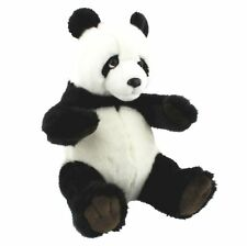 Large Panda  Teddy Bear 12 in 31cm. Animal Planet  Soft Toy NEW