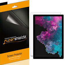 3X SuperShieldz Clear Screen Protector for Microsoft Surface Pro 7/ 6