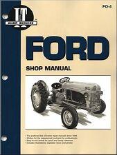 Ford Tractor Repair Manual Models 2N, 8N, 9N