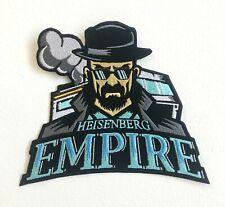 Heisenberg Empire Large Biker Jacket Back Sew On Embroidered Patch