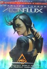 Aeon Flux (2005) Special Collector's Edition Charlize Theron Frances McDormand