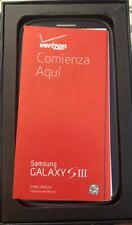 Samsung Galaxy S3 16GB Blue (Verizon) Smartphone - Check ESN!