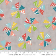 MODA Fabric ~ MIXED BAG 2017 ~ by Studio M (33200 12) Sidewalk - by 1/2 yard