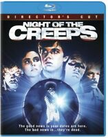 Night of the Creeps [New Blu-ray] Ac-3/Dolby Digital, Dolby, Subtitled, Unrate