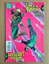 Green Arrow 136 (1987 DC Comics) Green Lantern VF/NM