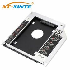 2nd SATA Adapter Hard Disk Drive HDD Caddy 9.5mm for MacBook Pro A1278 Laptop