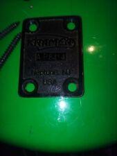 Kramer Neckplate with screws Mid 80s