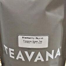 NEW!! 🌺🍇 TEAVANA BLACKBERRY MOJITO 2OZ LOOSE LEAF TEA ☕️ SEALED BAG 🍇🍇 HTF!!