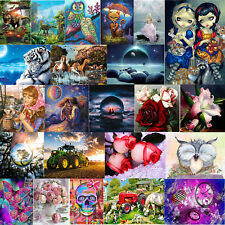 Halloween Full Drill 5D DIY Diamond Painting Embroidery Cross Stitch Xmas Gift
