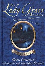 The Lady Grace Mysteries: Betrayal by Grace Cavendish (Hardback, 2004) free post