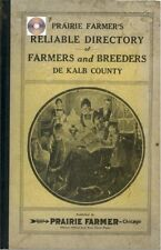 DeKalb Co Illinois Sycamore IL genealogy directory history