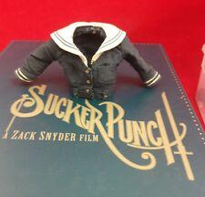 1/6 Hot Toys MMS157 Sucker Punch Babydoll Sailor-Styled Dark Blue Shirt