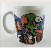 The Mask Jim Carrey Coffee Mug Original 1994 APPLAUSE Movie Vintage Collectible