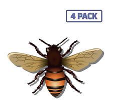 Honeybee Bee Insect Fly Honey Nature Beehive Bug Sticker Vinyl Decal 1-252