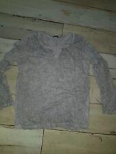 Street One  Sweatshirt Tunika Gr 44/46 knitter optik