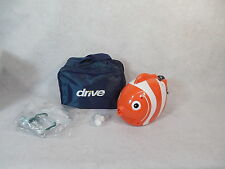 Drive Medical Fish Nemo Pediatric Nebulizer Model 18090-FS *NIB* Free Shipping