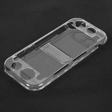Crystal Protective Case Cover Protector Bracket for Nintend Switch Lite Console