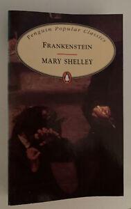 Frankenstein, English edition von Mary Wollstonecraft Shelley (1994,...